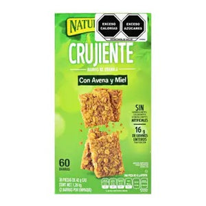 Barras de Granola Nature Valley Crunchy 60P - ZK