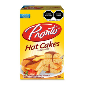 Media Caja Harina Hot Cakes Pronto 800G/6P