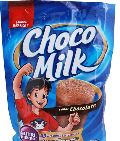 Caja Chocomilk Bolsa Chocolate de 160 grs con 40 bolsas - Mead Johnson-Chocolates-Mead Johnson-MayoreoTotal