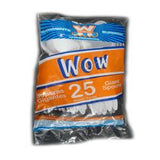 Caja Cuchara Sopera Wow de 40 paquetes con 25 cucharas - Wow-Desechables-Wow-MayoreoTotal