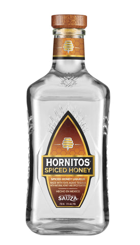 Caja Licor Hornitos Honey con 12 botellas de 750 ml-Tequila-MayoreoTotal-MayoreoTotal