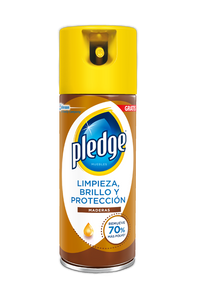 Caja Pledge Aerosol Mini Maderas de 260 ml con 12 Piezas - SC Johnson-Limpiador-SC Johnson-MayoreoTotal