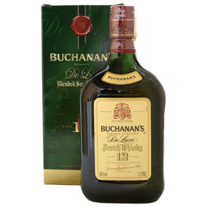 Caja Whisky Buchannans 12 Años con 24 botellas de 375 ml-Whisky-MayoreoTotal-MayoreoTotal
