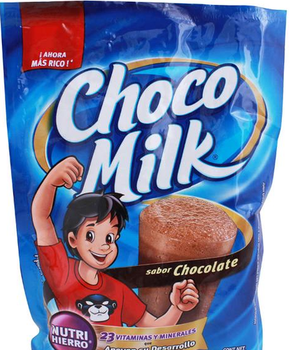 Media Caja Chocomilk Bolsa Chocolate de 160 grs con 20 bolsas - Mead Johnson-Chocolates-Mead Johnson-MayoreoTotal