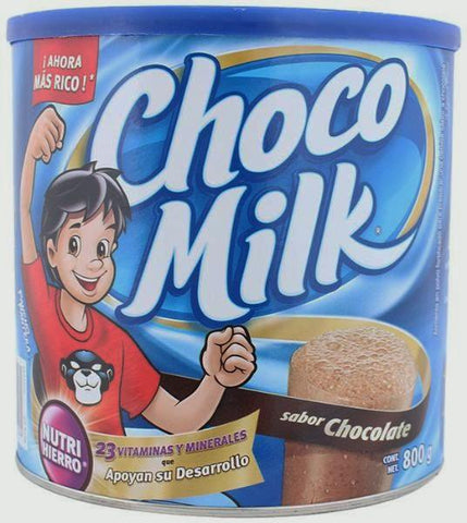 Media Caja Chocomilk Lata de 800 grs con 6 piezas - Mead Johnson-Chocolates-Mead Johnson-MayoreoTotal