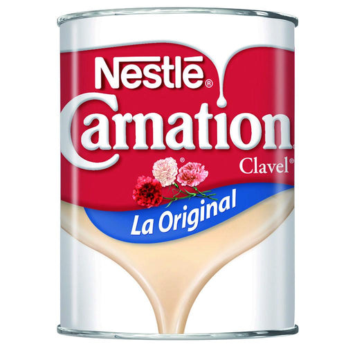 Media Caja Leche Clavel Carnation con 24 latas de 360 ml - Nestlé-Enlatados-Nestlé-MayoreoTotal