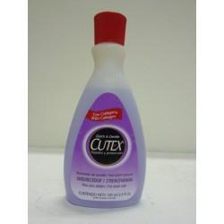 Media Caja Quita esmalte Cutex Q.E ker Endurecedor de 50 ml con 12 piezas - Cutex-Cremas Corporales y Faciales-MayoreoTotal-MayoreoTotal