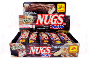 Media Caja de Chocolate Nugs Recreo 10C/10P