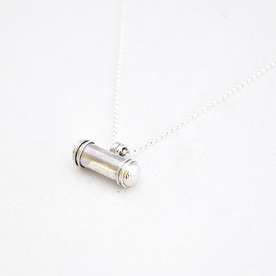 Ketting wish tube - ketting - Zilver & Zoet