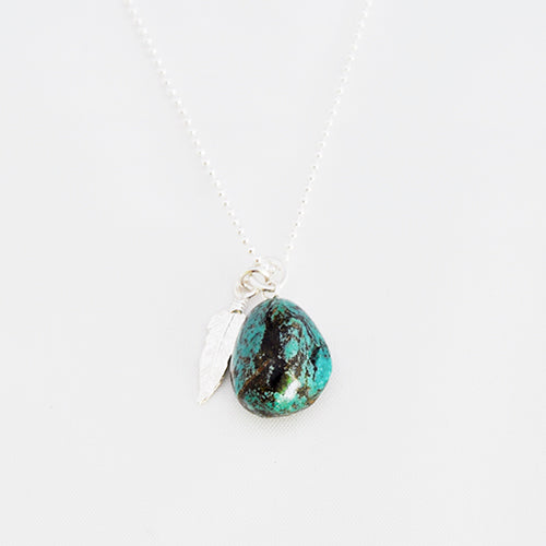 Ketting turquoise
