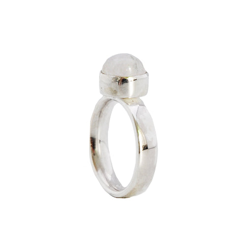 Ring maansteen basic