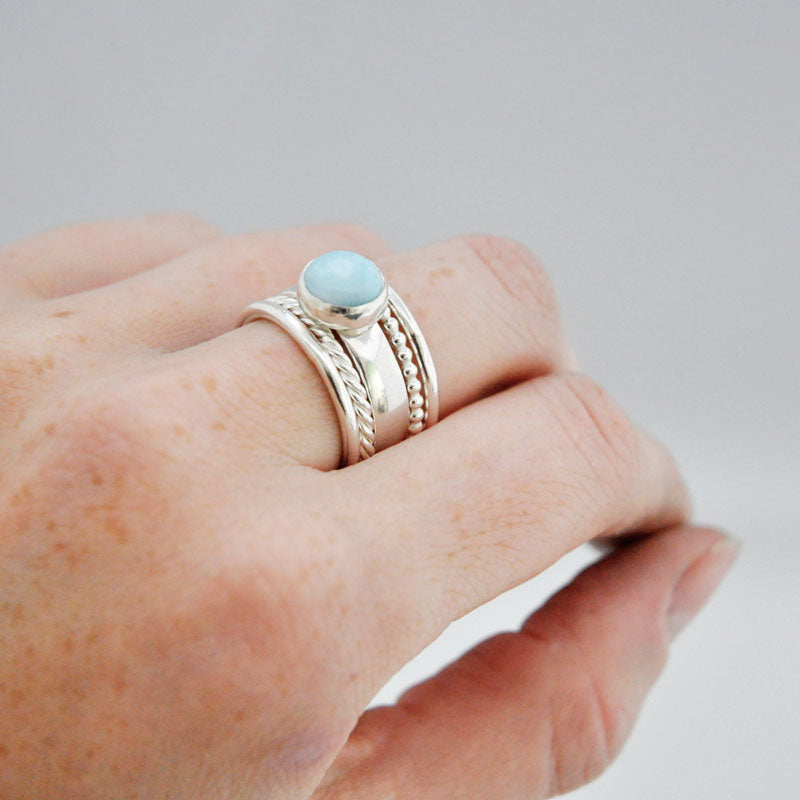 Stapel ring