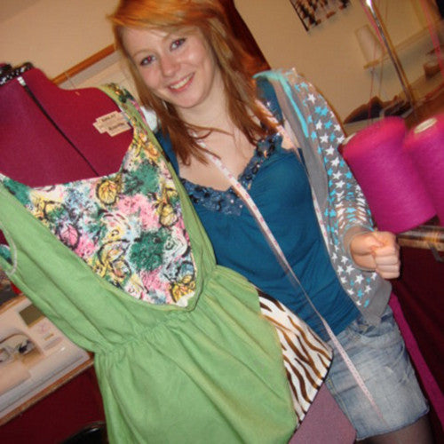 Toronto Sewing Summer Camp Riverside Leslieville The Beaches The Irish Design House