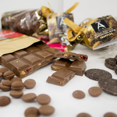 luxury artisan handmade chocolate Toronto