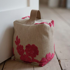 doorstopper sewing ideas