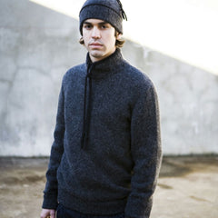 merino menswear wool sweater