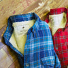 Fleece Lined Check Canadian Cottage Shirt Irish