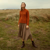 Irish Knitwear Handmade Wool Sweater