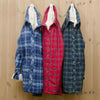 Fleece Lined Check Canadian Cottage Shirt