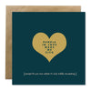 Greeting Card - People in Love Make Me Sick