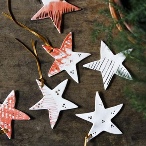 Shooting Star Christmas Tree Decorations