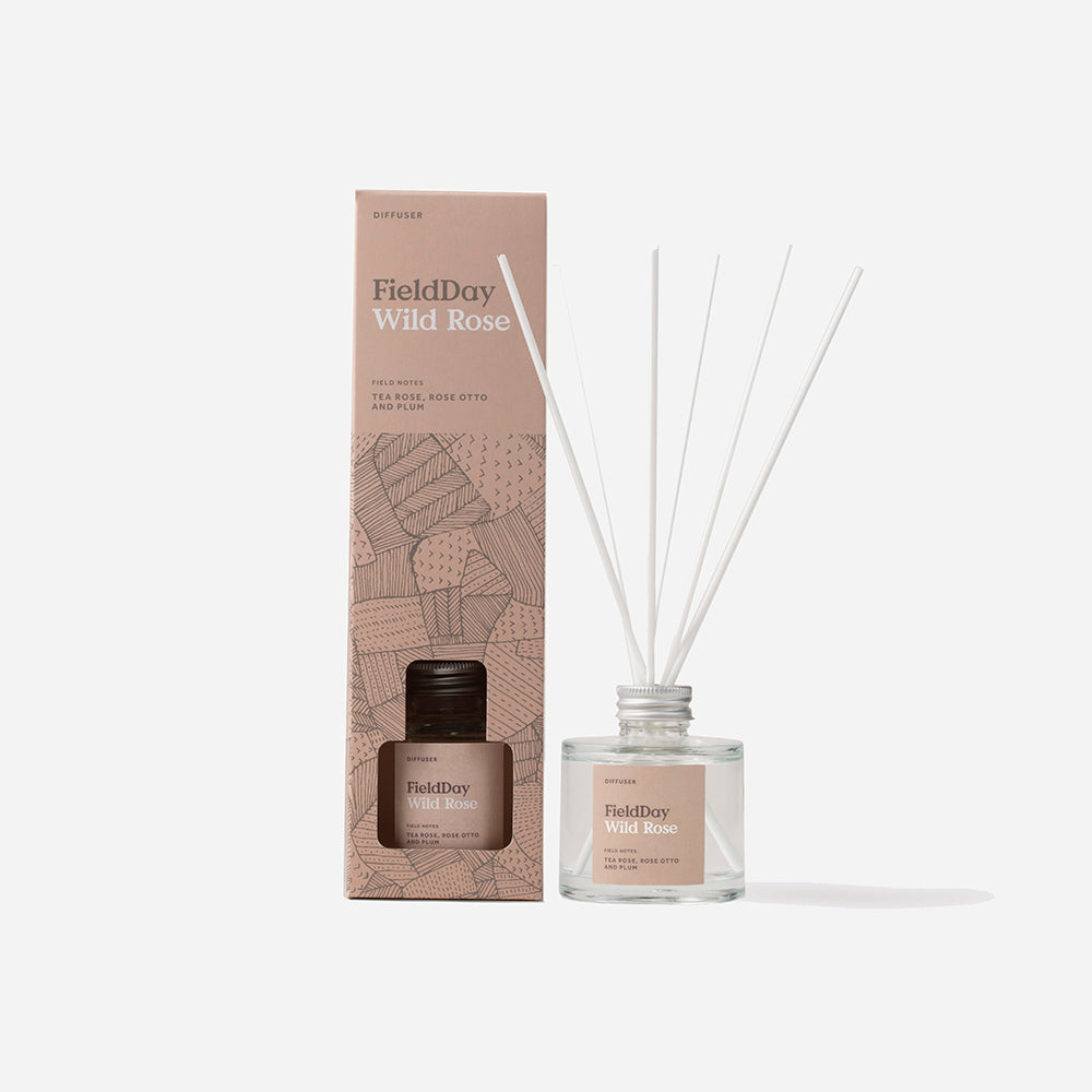 Irish Made Wild Rose Diffuser