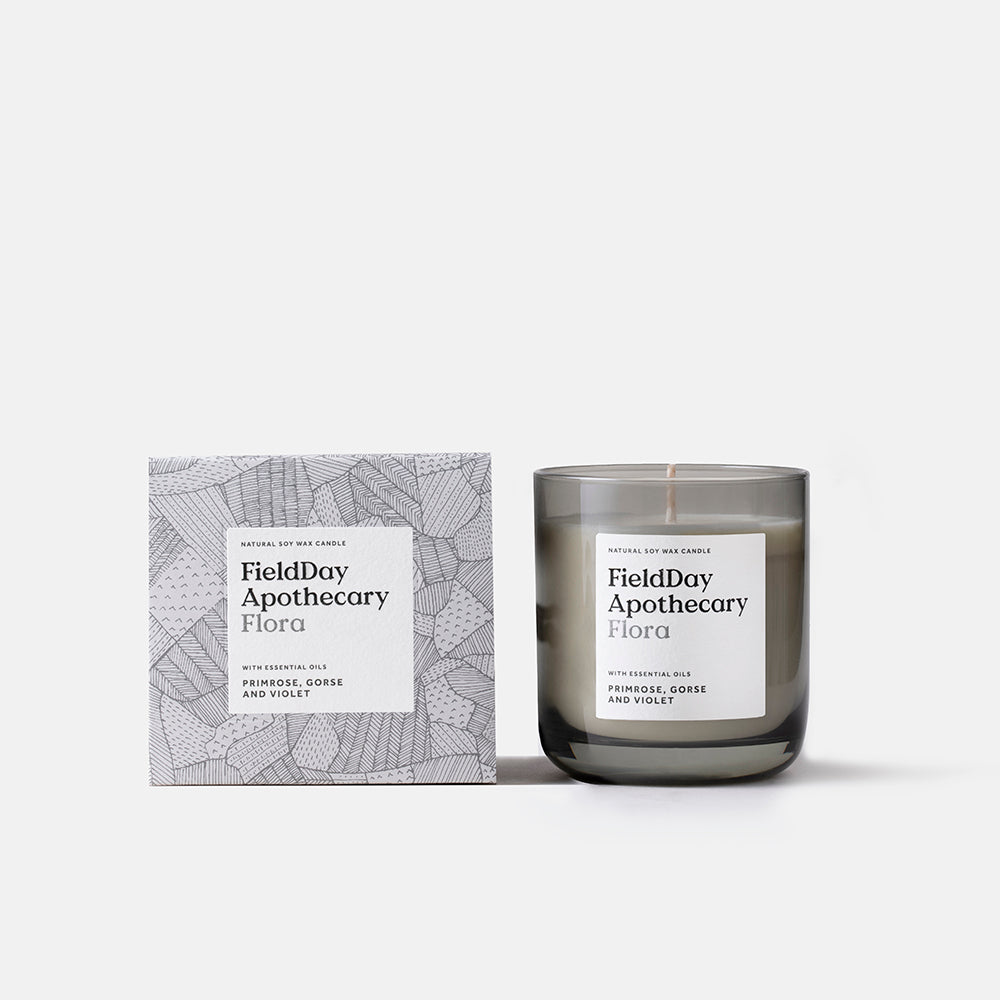 Irish Made Field Apothecary Flora Candle