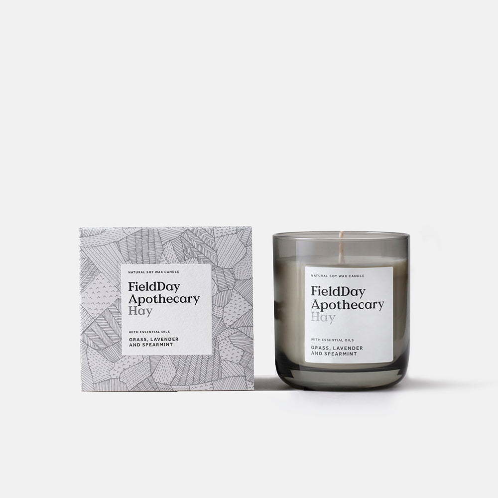 Irish Made Field Apothecary Hay Candle