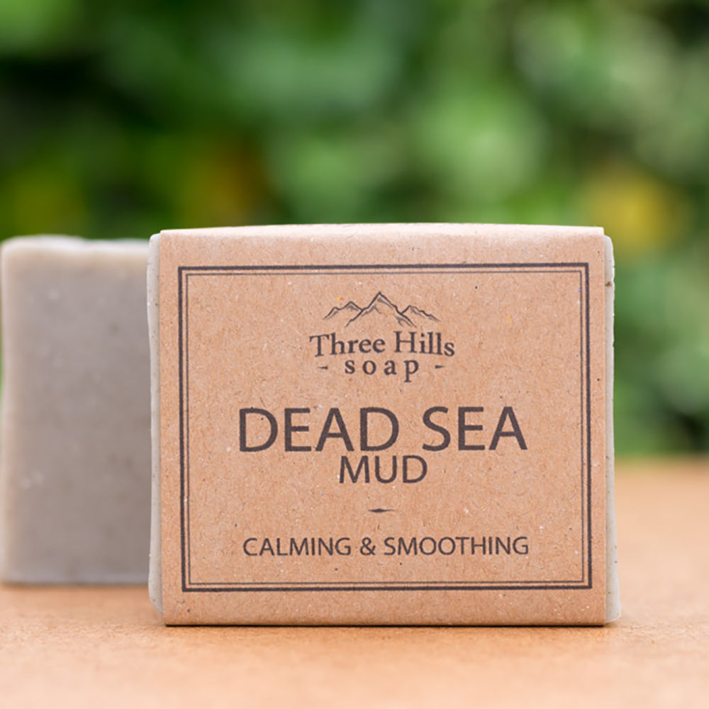 Irish Made Natural Dead Sea Mud Scent Soap