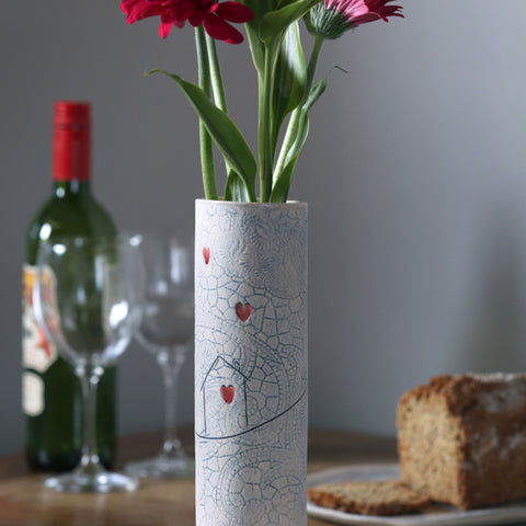 Ceramic Vase For Flowers