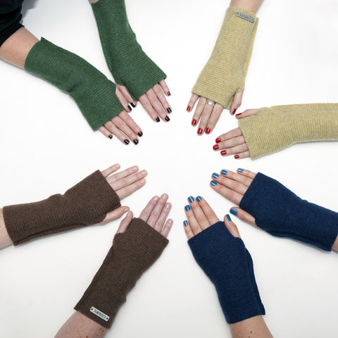 Solid Coloured Wrist/Hand-Warmers