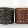 Irish Handmade Leather Jewelery Canada