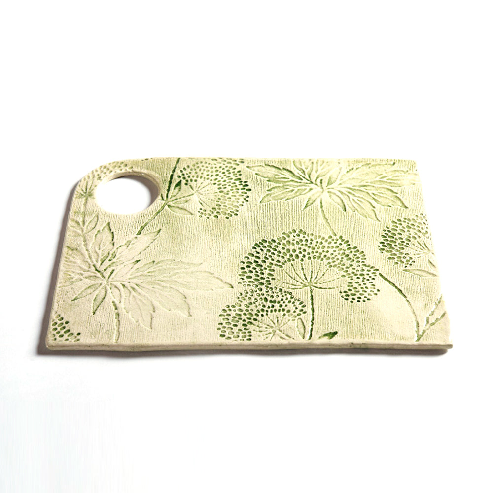Irish Ceramic Serving Board