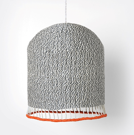 Braided Lamp Shade