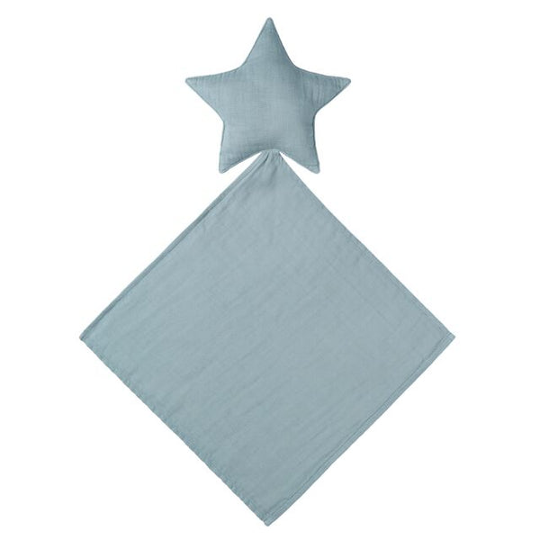 Lovey Star Doudou Sweet Blue