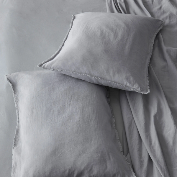 Saten Pillowcase linen 50x80cm