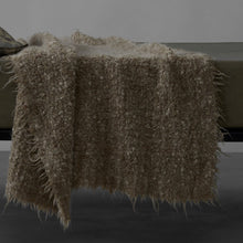 Bou Throw 130x180 cm 50%wool 50%alpaca