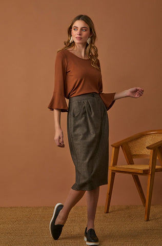Maëlle Skirt (black)
