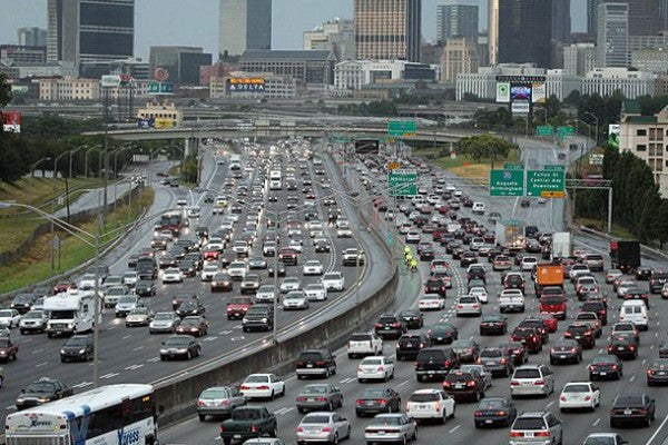 5 Ways Atlanta Parents Can Stay Sane During the I-85 Collapse