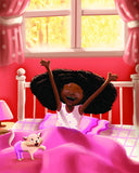 Naturally Me - Black children's book - Brown Girls Club - 2