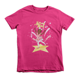 """I'm A Star"" Girl's T-Shirt - Brown Girls Club - 1"