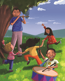 Naturally Me - Black children's book - Brown Girls Club - 3