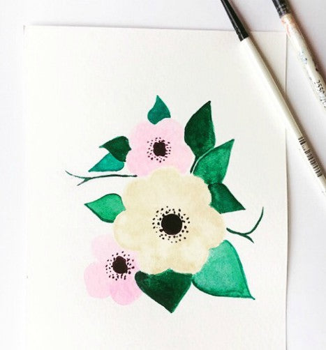Why I switched to watercolor