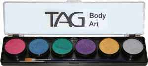Tag, Pearl Palette