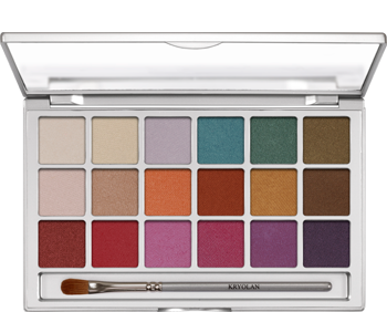 Kryolan, Eye Shadow Palette, V1