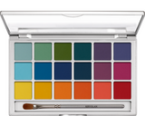 Kryolan, Eye Shadow Palette, V2