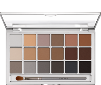 Kryolan, Eye Shadow Palette, V3