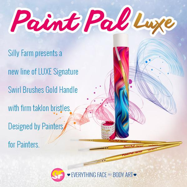 Paint Pal Luxe Brush Set