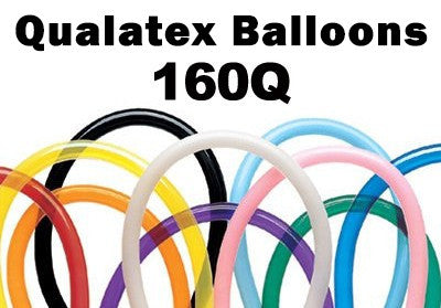 Qualatex 160Q Modelling Balloons