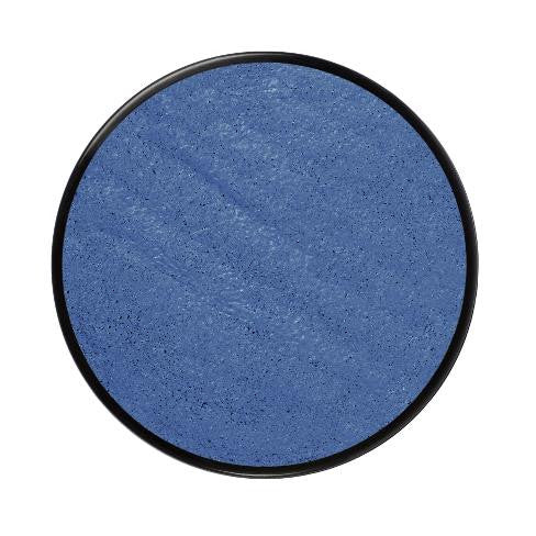 Snazaroo, Metallic Electric Blue, 18ml